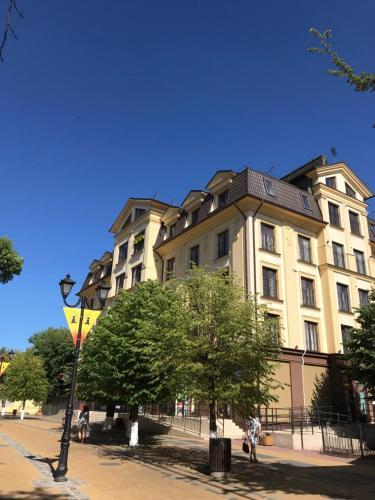 . Apartment on Kurortnyy Prospekt