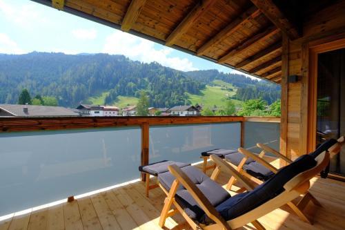 . Alpin Penthouse Hollersbach
