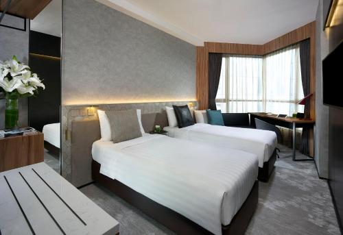 Long Stay Offer -  Consecutive 7 Nights with Free Upgrade to Premier Plus Room (Non-Quarantine Purpose)