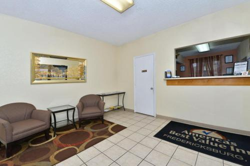 Americas Best Value Inn Fredericksburg N