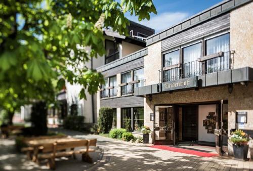 . Hotel Lindenhof Hubmersberg