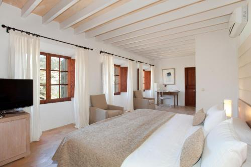 Junior Suite Can Simoneta - Adults Only 11