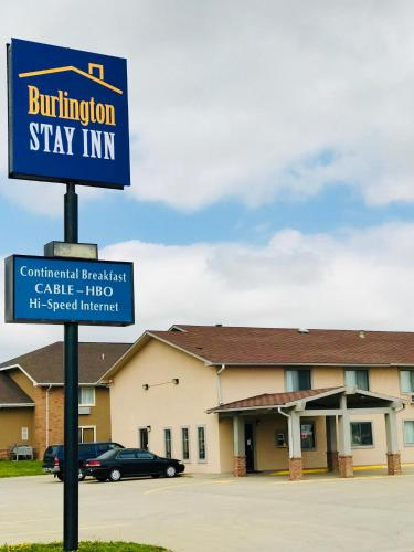 Burlington Stay Inn - Burlington, CO 80807