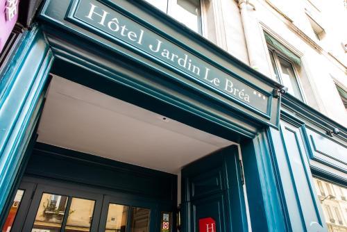Hôtel Jardin Le Bréa photo 83