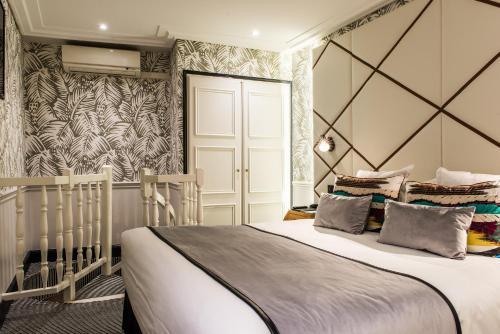 Hôtel Jardin Le Bréa photo 103