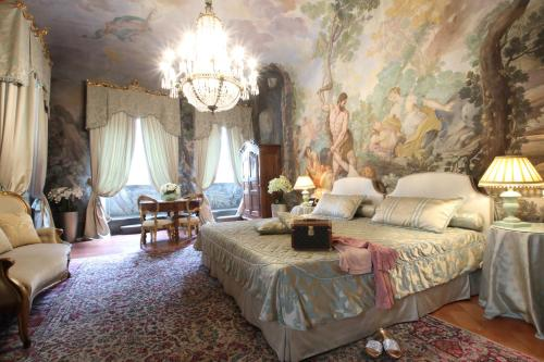 Florence - Palazzo Pitti - The Green Guide Michelin