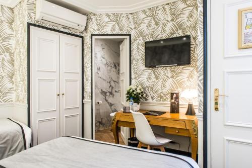 Hôtel Jardin Le Bréa photo 115