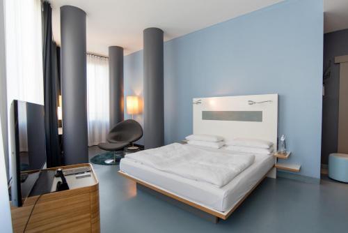 Ku'Damm 101 Hotel Двухместный номер Делюкс с 1 кроватью