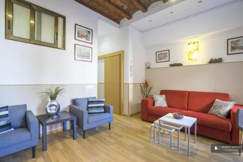 Charming 4 bedroom Apartment in Barcelona (FC9032)