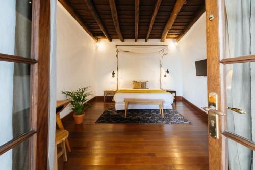 Habitación Doble Deluxe Hotel Boutique Palacio Ico 14