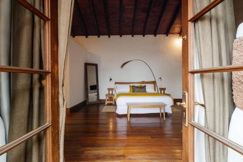 Habitación Doble Deluxe Hotel Boutique Palacio Ico 20