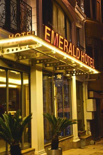 Istanbul Emerald Hotel harita