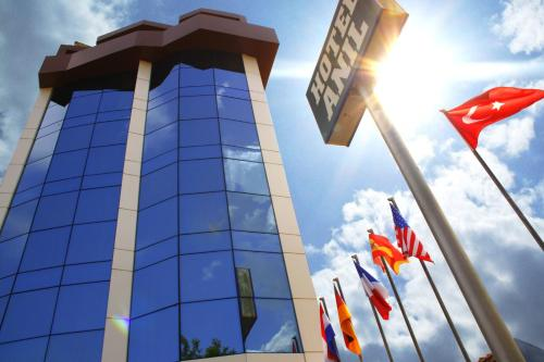 Bergama Anil Hotel online rezervasyon