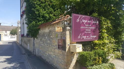 . La Grange en Champagne