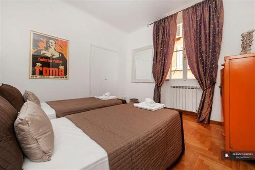 Wonderful 4 bedroom Apartment in Rome (FC8726)