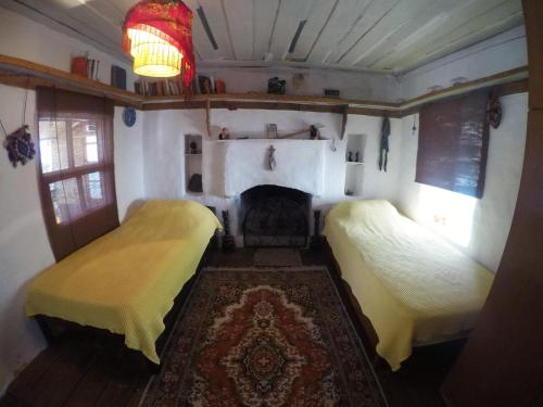 Kas Yellow room. Cozy Greek house. Central + sea view tatil
