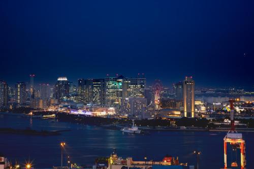 Dai-ichi Hotel Tokyo Seafort photo 82