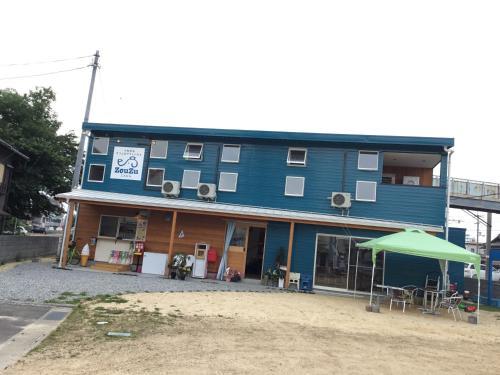 Tsunagaru Cafe&Guesthouse ZouZu Tsunagaru Cafe&Guesthouse ZouZu