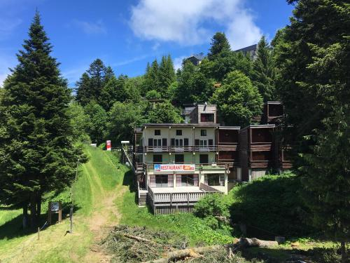 Accommodation in Le Lioran