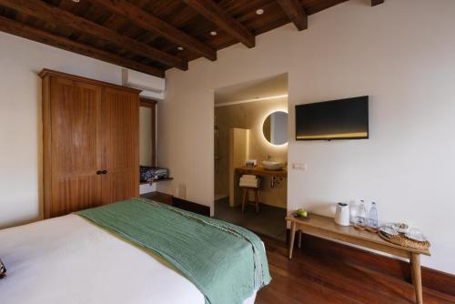 Habitación Doble Hotel Boutique Palacio Ico 10