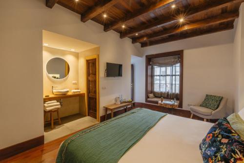 Habitación Doble Hotel Boutique Palacio Ico 16
