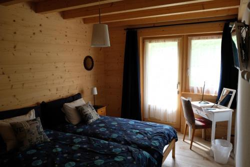 Tivoli Chalet - Accommodation - Leysin