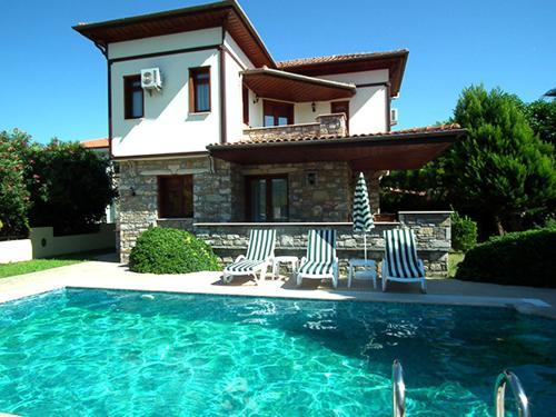 Ortaca Villa Celik - 4 Bedrooms online rezervasyon
