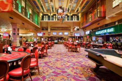 4500 W Tropicana Avenue, Las Vegas, NV 89103, United States.
