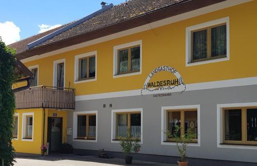 . Landgasthof Waldesruh