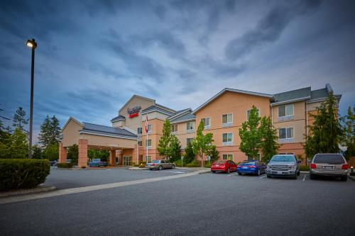 . Fairfield Inn & Suites Burlington