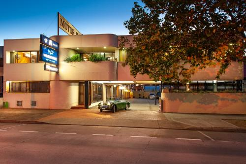 Фото отеля Winsor Park Motor Inn