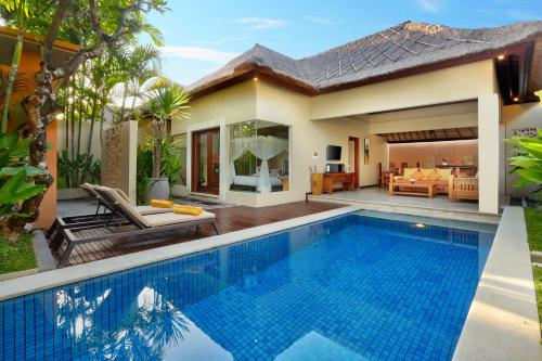 Early Booker Hot Deal - One-Bedroom Villa with Private Pool