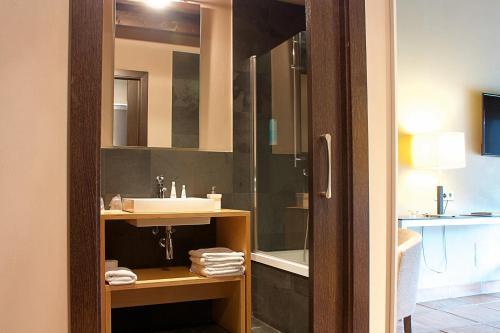 Habitación Doble Superior Hotel Rural-Spa Resguard Dels Vents 14