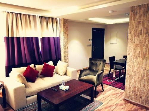 Golden Tulip Qaser Al Baha room Valokuvat