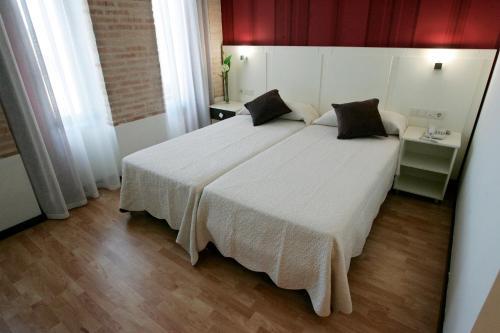 Doppel- oder Zweibettzimmer - Einzelnutzung Hotel la Bastida 34
