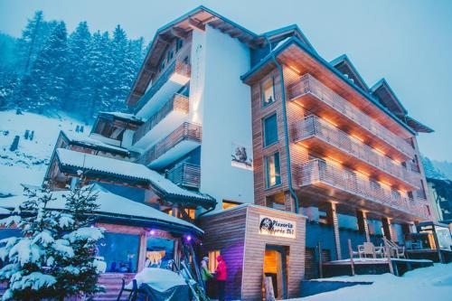 Hotel Scoiattolo - Alpe di Pampeago