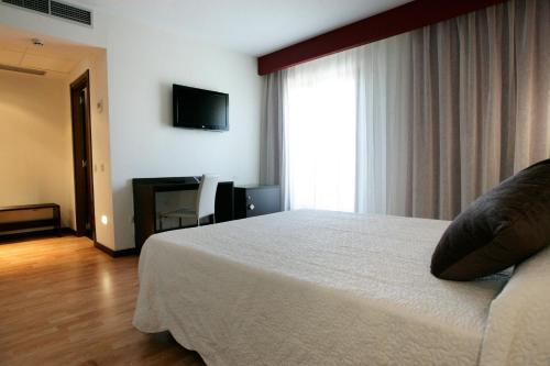 Doppel- oder Zweibettzimmer - Einzelnutzung Hotel la Bastida 19