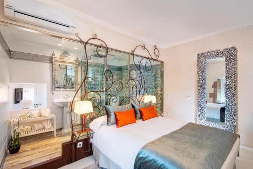 Design Double Room with Spa Access Mas Tapiolas 12