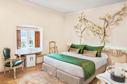 Design Double Room with Spa Access Mas Tapiolas 2
