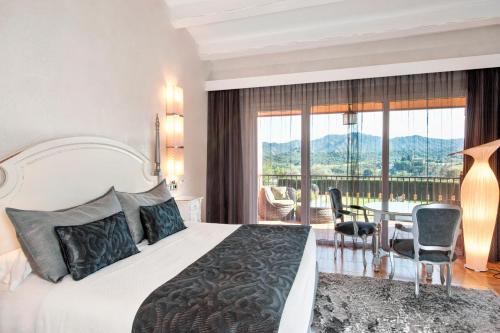 Double Room with Terrace Mas Tapiolas 10