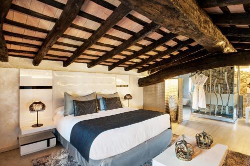Design Double Room with Spa Access Mas Tapiolas 7