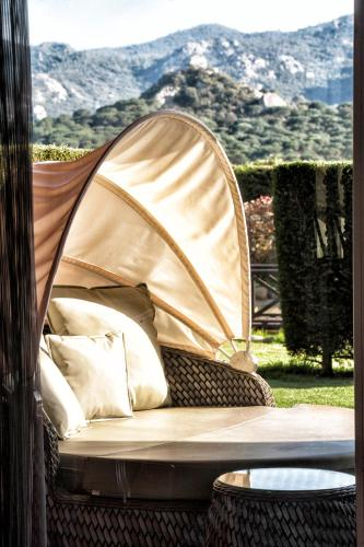 Double Room with Private Garden Mas Tapiolas 11