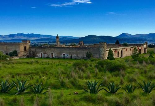 Hacienda Santa Barbara Casa Malinche