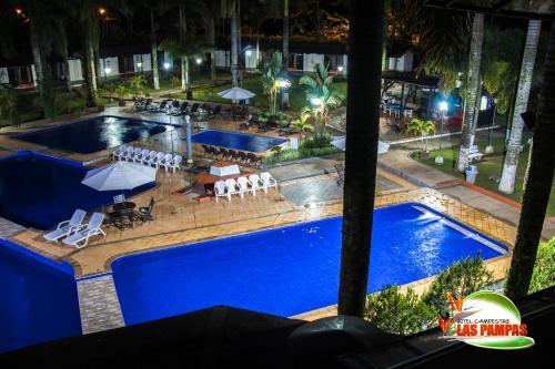 . Hotel TPR Campestre Las Pampas-Acacias