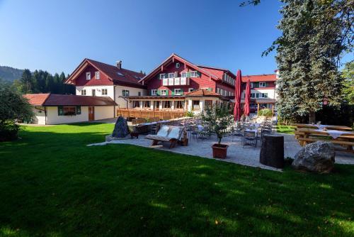 Hotel Natur-Landhaus Krone - Maierhofen