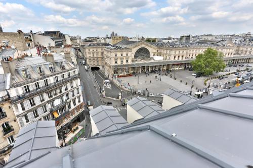 Le Marcel Paris Gare de l'Est photo 28