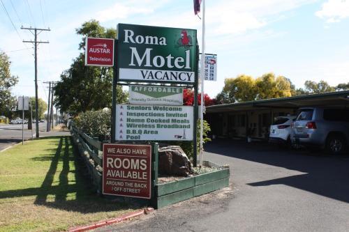 Фото отеля Roma Motel