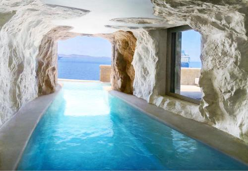 Best Island Beaches For Partying Mykonos St Barts: Cavo Tagoo Hotel Review, Mykonos, Greece