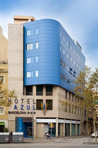 Hotel Acta Azul Barcelona photo 68