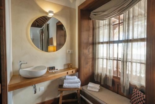 Habitación Deluxe - 1 cama grande Hotel Boutique Palacio Ico 17